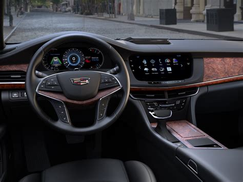 Taurus Interiors 2016 Cadillac Ct6 Info Specs Price Pictures Wiki Gm