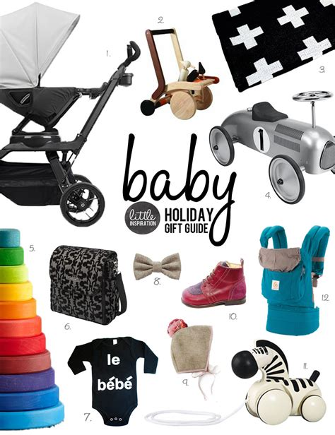 2014 holiday gift guide baby 187 little inspiration