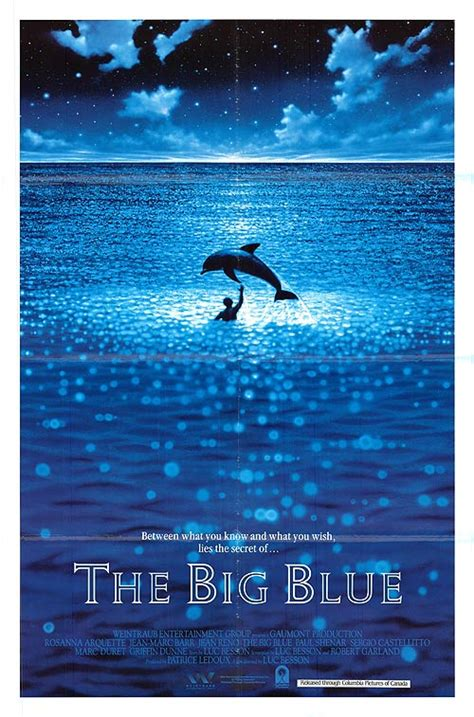 film blue big big blue movie posters at movie poster warehouse