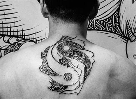 tribal koi fish tattoo meaning tribal koi fish designs meaning
