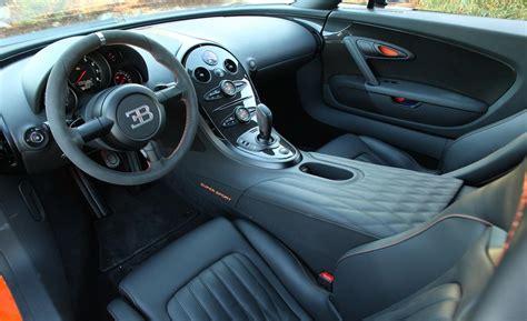Buggatti Interior by 2014 Bugatti Superveyron Interior Top Auto Magazine