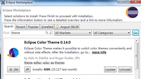 eclipse themes dracula eclipse 配置 intellij idea 主题 爱程序网