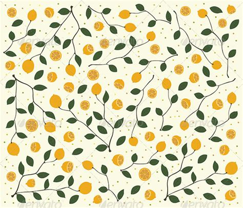 cute lemon pattern fresh lemon pattern by ma lika on deviantart