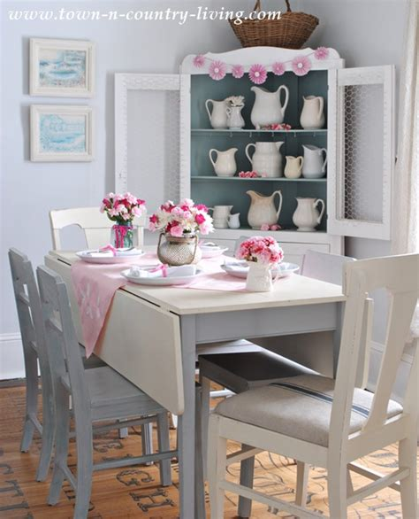 Dining Room Table Chairs my white dining room town amp country living