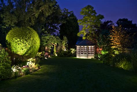 outdoor garden lights uk garden lighting image gallery the light garden