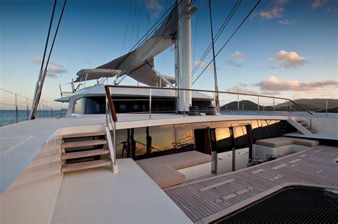 catamaran yacht industrie luxury catamaran pendennis s hemisphere success continues