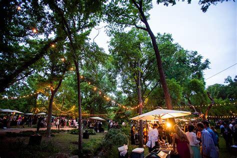 Gardening Events Umlauf Sculpture Garden Museum Event Rental Tx