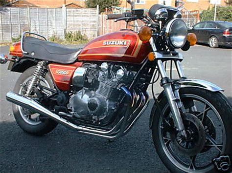 1980 Suzuki Gs850 For Sale Suzuki Gs850 Gallery Classic Motorbikes