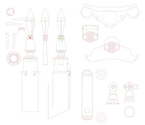 Boba Fett Jetpack Template by List Of Synonyms And Antonyms Of The Word Jango Fett