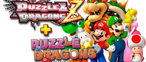 Nintendo 3ds Puzzle Dragons Z Mario Bros Edition puzzle dragons z mario bros edition enfin disponible nintendo 3ds nintendo master