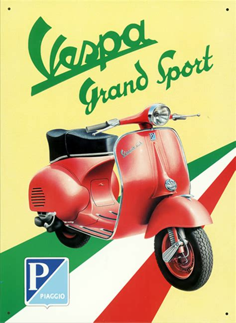 Vespa Vintage Poster the vespa an italian icon and design inspiration from around the world creativerootsart