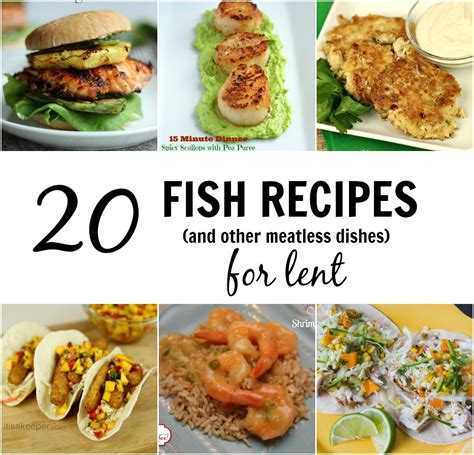 fish recipes for dinner 20 fish dinner recipes for lent it is a keeper
