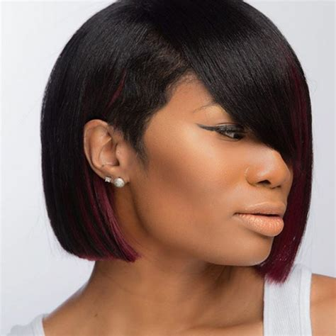 black hairstyles cut in a bob understanding bob haircuts for black women african