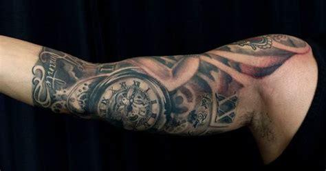 tattoo removal santa monica fave clock sleeve sleeve by csaba 8531 santa