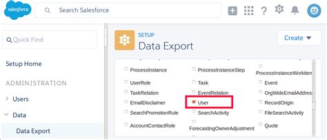 csv format salesforce how to export salesforce users csv file archive