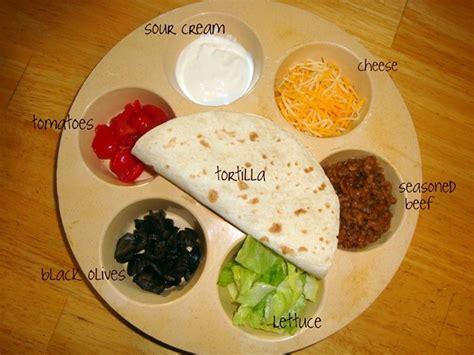 toppings for taco bar muffin tin monday taco bar