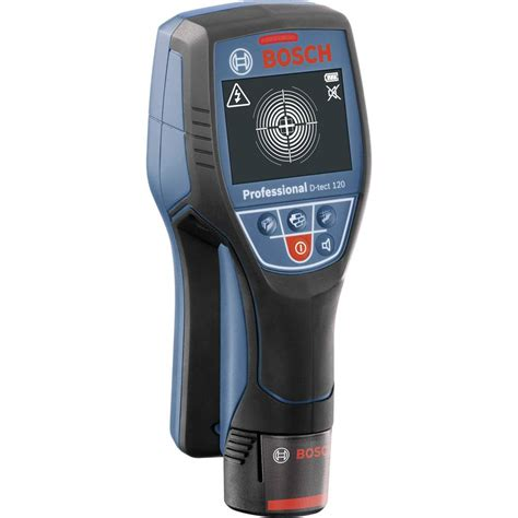 Bosch D Tect 120 Detector Metal detector bosch professional d tect 120 0601081301 from