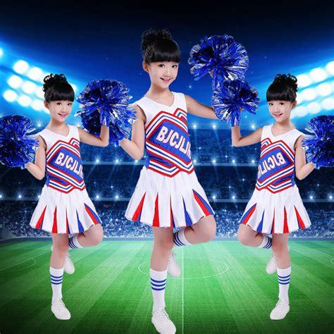 toddler dance cheer uniform popular cheerleading costumes kids buy cheap cheerleading