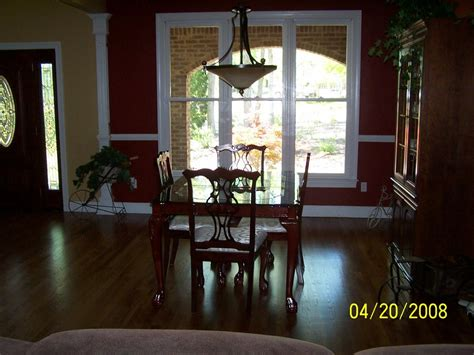 Dining Room At Front Entry Dining Room Remodel New Trim Paint Larger Window From