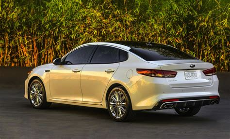 Kia Au 2016 Kia Optima Officially Unveiled At New York Show
