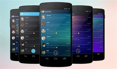 message apps for android best sms app for android text messaging apps for android