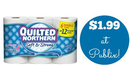 northern bathroom tissue quilted nothern coupon makes 6 rolls 1 99 southern