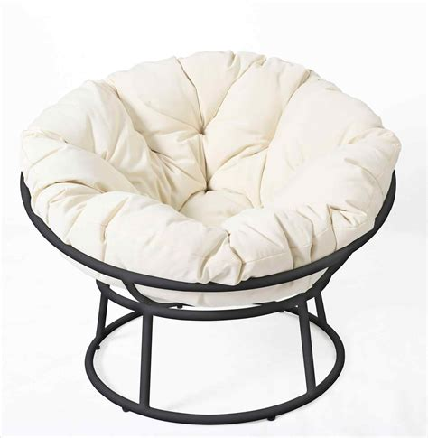bamboo circle chair cushion the images collection of papasan target with cushions