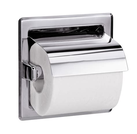Dispenser Tissue recessed hinged toilet tissue dispenser bradley corporation