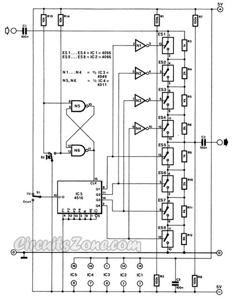 resistor ladder circuit resistor ladder circuit 28 images digital to analog converter dac digital volume circuit