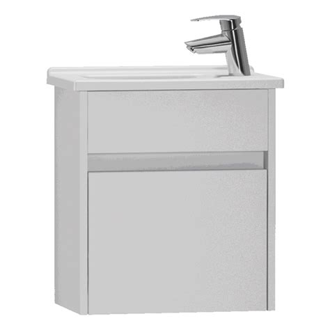 Compact Vanity Unit And Basin by Vitra S50 Furniture 45cm Compact Vanity Unit And Basin