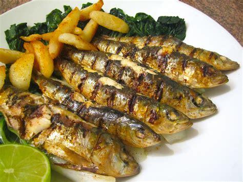 Grilled Portuguese Sardines   Chefsopinion