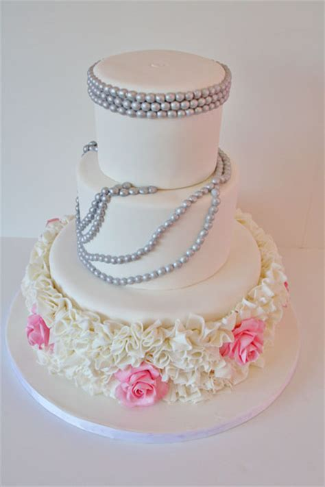 bridal shower cake design ideas bridal shower cakes nj roses and ruffles custom cake
