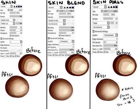 paint tool sai rendering tutorial 17 best images about paint tool sai brushes on