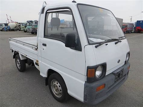 1992 subaru sambar 1992 subaru sambar truck ks3 special for sale japanese