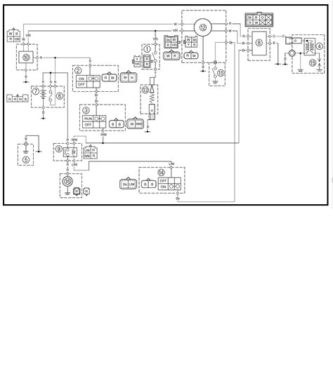 ttr 50 wiring diagram get free image about wiring diagram