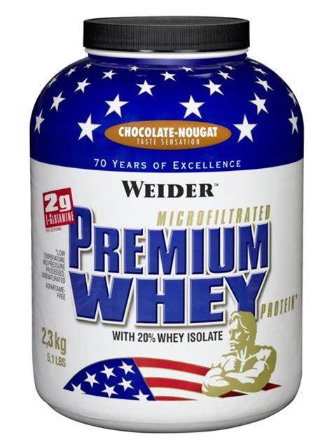 Weider Whey Weider Premium Whey Protein 2300g Strawberry Review