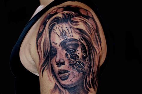 tattoo houston tx by paul roldan from ink studios in