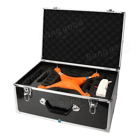 Tas Drone Syma X8hw realacc aluminum suitcase carrying for syma x8c x8g