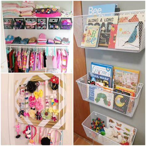 room organization tips 16 tricks to organize kid rooms on a budget