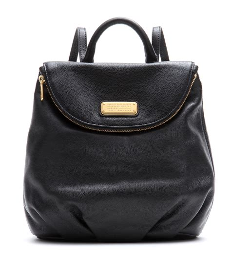 10 Coolest Marc Bags by Lyst Marc By Marc Mariska Leather Backpack In Black