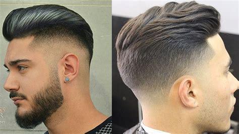 13 novos estilos de fade cabelo e barba pra se inspirar