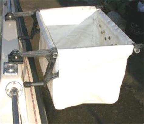 costruzione vasca vivo traina con esche naturali alcuni modi per reperirle
