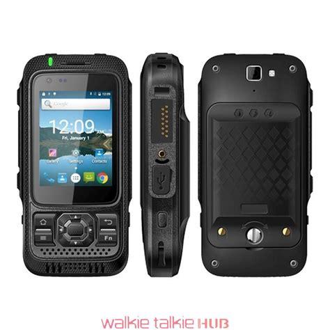 mobile walkie talkie talinfone f30 ip67 4g lte zello ptt android walkie talkie