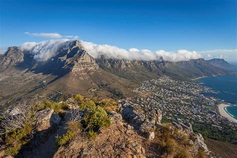 south national parks week cape town green map