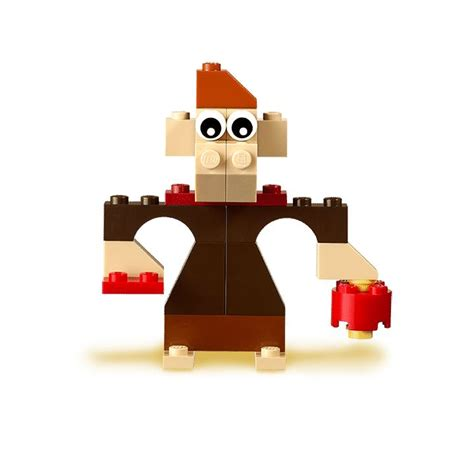 lego new year monkey new year year of monkey 2016 seasonal builds