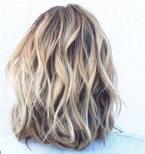 blonde foil highlights brown hair hairs picture gallery 50 fashionable ideas for brown hair with blonde highlights