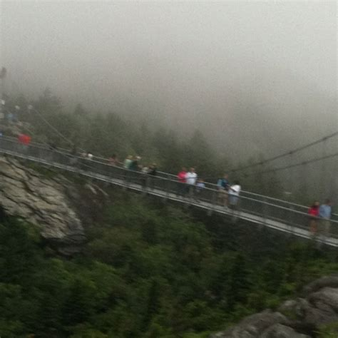 grandfather mountain mile high swinging bridge pin by marcia nalley on been there done that pinterest