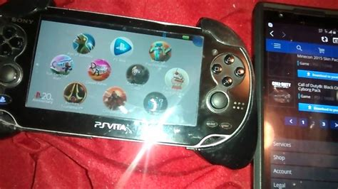 ps vita apps tutorial how to download ps vita apps or games youtube