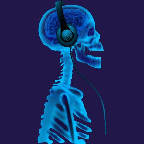 Tshirt Dj Skull neon dj skull t shirt by planetex design by humans