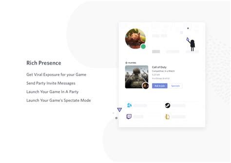 discord rich presence pc revue discord umožn 237 jednoduchšie sledovať online hry